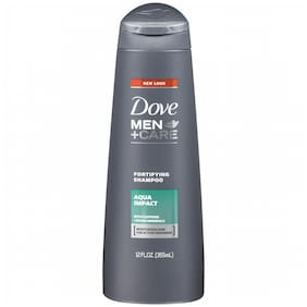 Dove Men+Care Aqua Impact with Caffeine+Ocean Minerals,Fortifying Shampoo (355 ml)