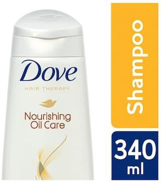 Dove Nourishing Oil Care Shampoo 340 ml