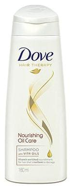 Dove Nourishing Oil Care Shampoo 180 ml
