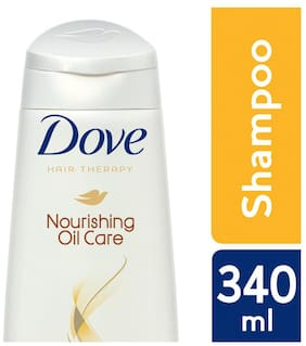 Dove Nourishing Oil Care Shampoo 340 ml