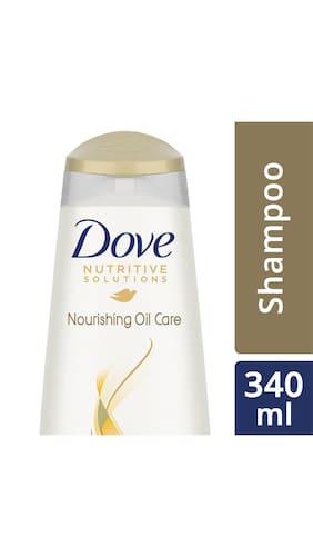 Dove Nourishing Oil Care Shampoo, 340 ml