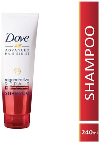 Dove Regenerative Repair Shampoo 240 Ml