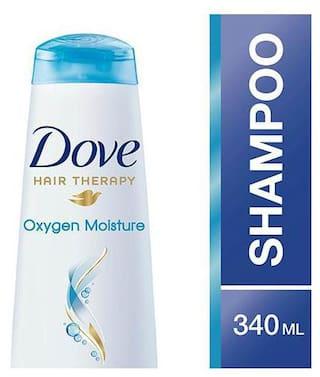 Dove Shampoo - Oxygen Moisture 340 ml