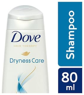 Dove Shampoo - Dryness Care 80 ml