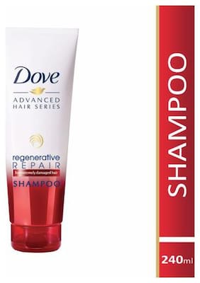 Dove Shampoo Regenerative Repair 240 ml