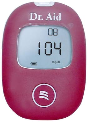 Dr. Aid Blood Glucose Meter