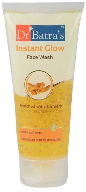 Dr. Batra's Dr Batra Instant Glow Face Wash (100 G) (Pack Of 2)