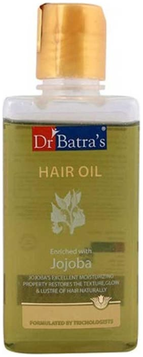 Dr Batra's Enrich With Jojoba Hair Oil (100 ml)
