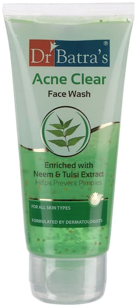Dr. Batra`s Face Wash Acne Clear 50gm