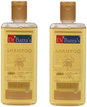Dr Batra'S Normal Shampoo 200ml (Pack Of 2)