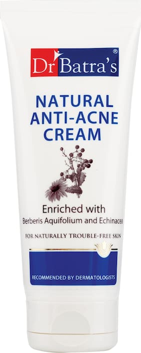 Dr. Batra`s Natural Anti Acne Cream 30 gm