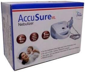 Dr.Gene Accusure Nebulizer,ml