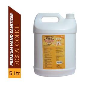 Dr. Kill Premium Hand Sanitizer 5L Can Chandan Fragrance