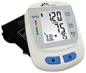 Dr.Morepen digital bp monitor BP-09 / Blood pressure machine