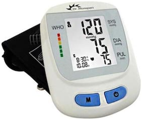 Dr. Morepen Bp-09 Automatic Blood Pressure Monitor / Blood pressure machine