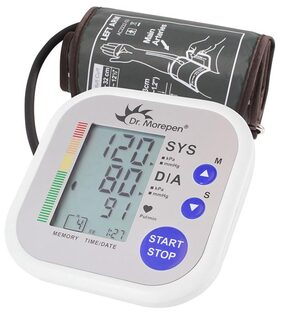 DR. MOREPEN BP-02 AUTOMATIC BLOOD PRESSURE MONITOR