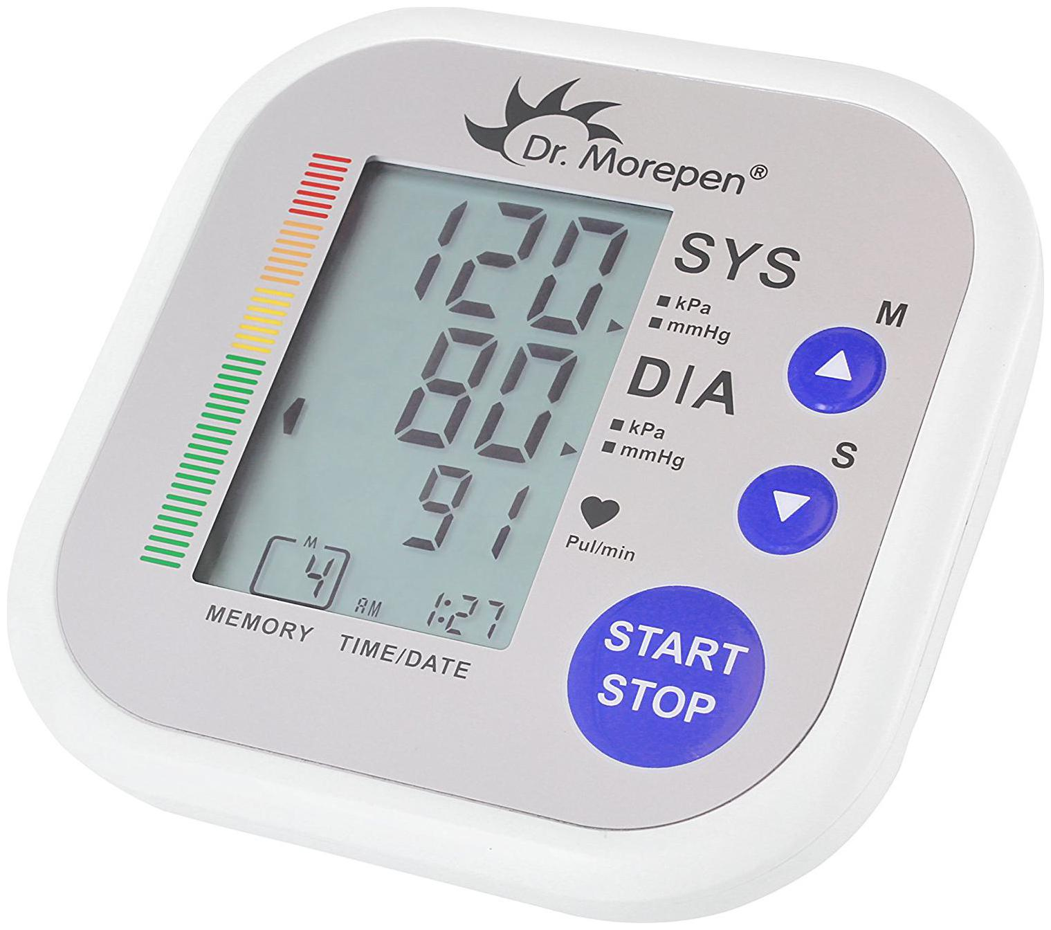 Dr. Morepen BP-02-XL Extra Large Display Bp Monitor Bp Monitor