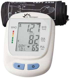 Dr. Morepen Bp09 Blood Pressure Monitor
