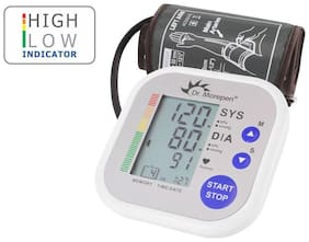 Dr. Morepen Bp02 Blood Pressure Monitor / BP monitor / BP machine