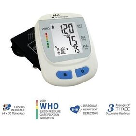 Dr. Morepen BP-09 Fully Automatic Blood Pressure Monitor