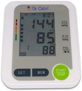 Dr. Odin Blood Pressure Monitor