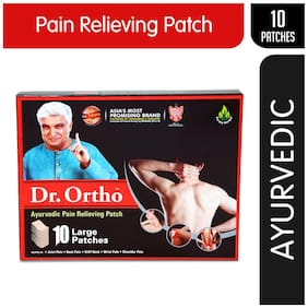 Dr Ortho Pain Relief Patch (10 Large Patches)