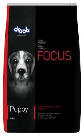 Drools Dog Food - Super Premium Focus Puppy 4 kg