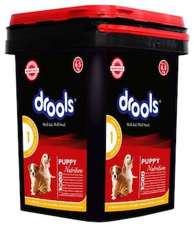 Drools Dog Food - Chicken & Egg, Puppy 6.5 kg