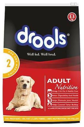 Drools Dog Food - Chicken & Egg  Adult 3.5 kg