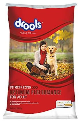 Drools Optimum Performance Adult Dog Food 20 kg