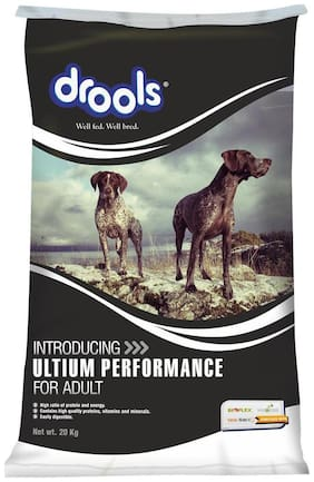 Drools Ultium Performance Adult Dog Food 20 kg