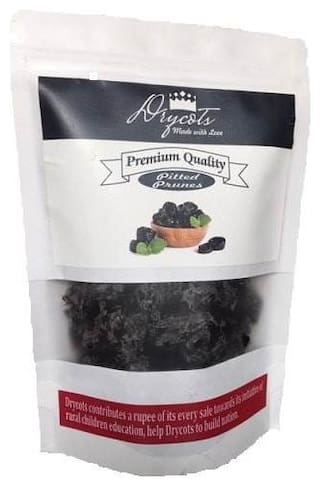 Drycots Premium Quality Pitted prunes 250 g