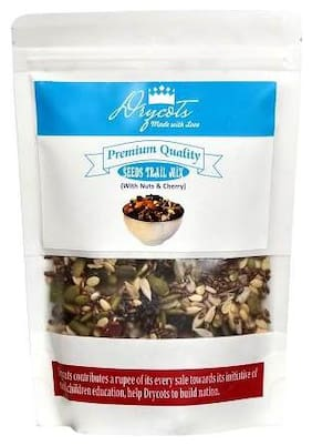 Drycots Premium Quality Roasted seeds trail mix 250 g