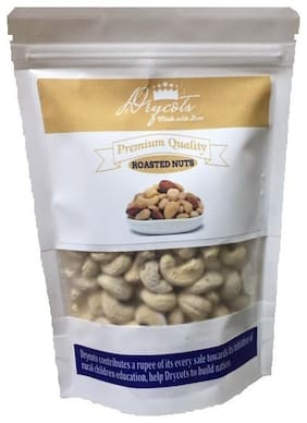 Drycots Premium Quality Roasted Nuts Cashew 250 g