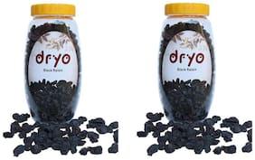 Dryo Premium Black Raisin x 2 Nos. (Pack of 2)