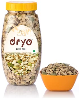 Dryo Premium Seed Mix 250g (Pack of 1)