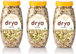 Dryo Premium Seed Mix 250g of Each (Pack of 3)