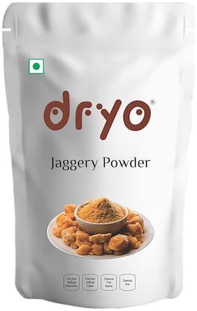 Dryo Pure Natural Premium Sugarcane Jaggery Powder/Gur 800g (Pack Of 1)