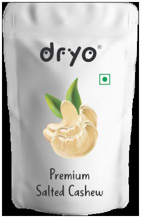 Dryo Raw Fruit Classic Roasted Masala Cashews Kaju Spicy Flavor Kaju Snacks Premium Salted Cashew 90g (Pack of 1)