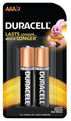 Duracell Alkaline Battery - Aaa Duralock Technology 2 pcs