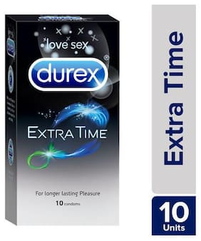 Durex Condoms - Extra Time 10 pc