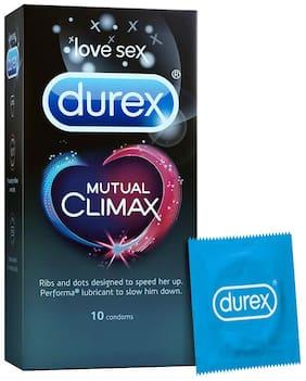 Durex Condom Mutual Climax- 10s