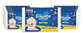 DYNAPOP Microwave Popcorn,Butter Flavor 40g (Pack of 9)