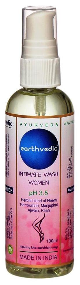 Earthvedic Intimate Wash Women