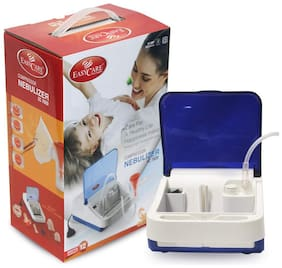 Easycare Piston Compressor Nebulizer With Compartment Perfect For All Ages (Pack Of 1)