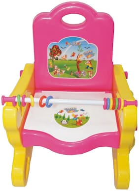 Ehomekart Potty Training Toilet Chair for Kids- Pink
