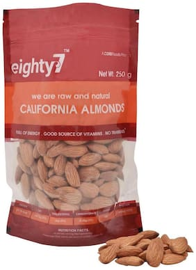 Eighty7 California Almond 250 G 1Pc