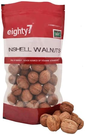 Eighty7 Inshell Walnuts 600G