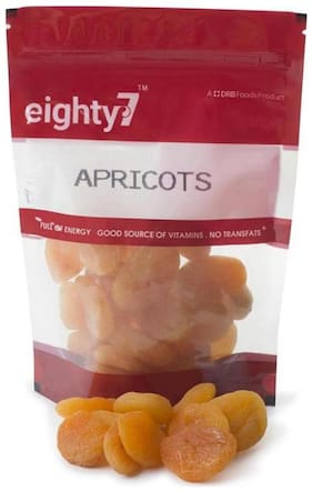 Eighty7 Apricots 200G