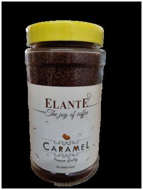 Elante Caramel Flavoured Coffee (50g)